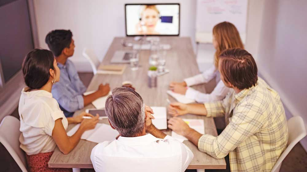 Video conferencing & Meeting solutions